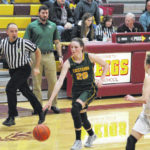 Lady Eagles bounce Clay, 49-30