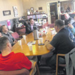 State Rep visits Chamber Chatter