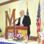 Kennedy addresses Meigs Republicans