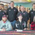 Point's Smith signs with Rio baseball