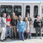 PALS donates shuttle to Field of Hope