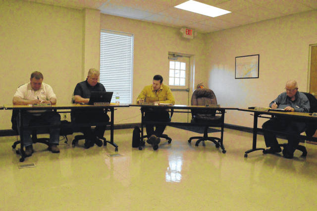 Gallia City Commissioners typically meet the first and third Tuesday of the month at 6 p.m. at 333 Third Avenue in the Gallipolis Municipal Building.