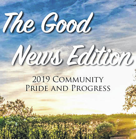 The Good News Edition' in today's newspaper - Gallipolis
