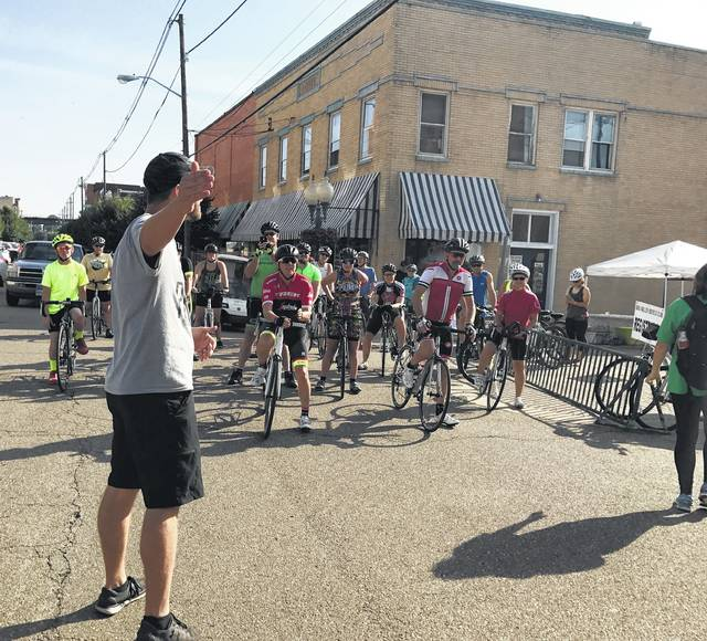 The rides will begin April 7 and continue on Sundays at 1:30 p.m. through early June. There will be no rides on a few, select weekends, including the weekend of June 8-9 because of Bikes, BBQ and Bluegrass (pictured) in Point Pleasant.