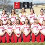 Lady Falcons secure outright TVC Hocking title