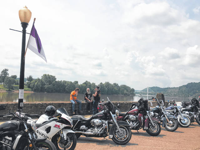 Motorcycles will soon line Main Street and the Pomeroy Parking Lot for the 34th annual Meigs Memorial Run.