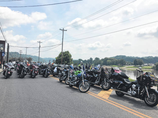 Motorcycles will once again pack downtown Pomeroy for the annual Memorial Run.