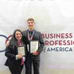 Young business professionals awarded