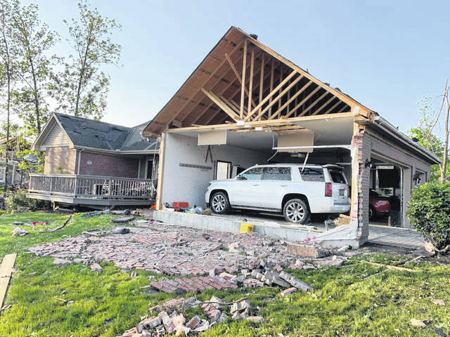 Gallia Natives Survive Tornado Gallipolis Daily Tribune