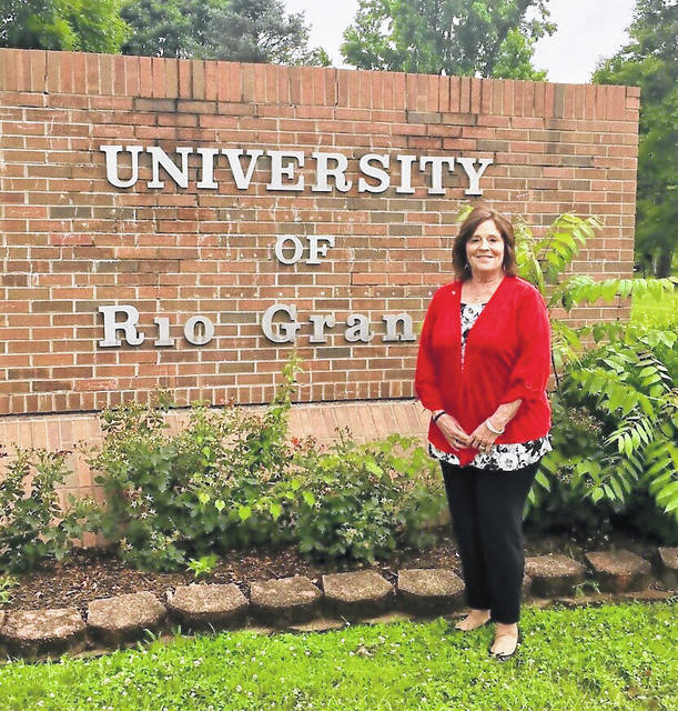 Dr. Catherine Clark serves as the interim president of the University of Rio Grande and Rio Grande Community College.