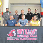 Point's Smith joins WVU wrestling