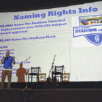 GAHS supporters rally stadium, STEM project