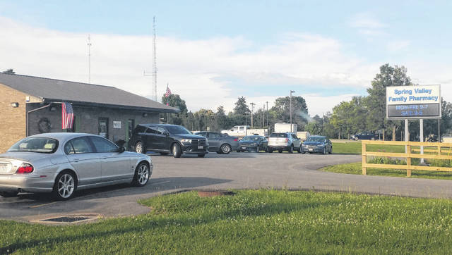 Spring Valley Family Pharmacy is located at 448 Jackson Pike, Gallipolis.