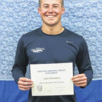 McClelland named Mills Memorial Scholarship recipient