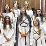 Job's Daughters holds installation
