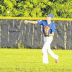 Rangers roll past Logan in DH
