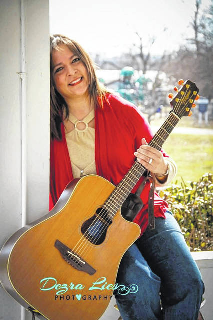 Cee-Cee Miller will be performing a mix of country, rock, and blues tunes this Friday evening for Mayor's Night Out.