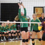 Lady Eagles sweep Meigs