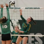 Lady Eagles sweep Waterford