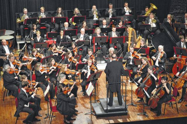 The Ohio Valley Symphony makes its home at the Ariel Opera House on Second Avenue in Gallipolis.