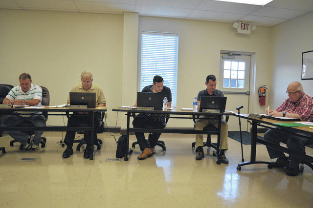 Gallipolis City Commission typically meets the first Tuesday of the month in 333 Third Avenue in the Gallipolis Municipal Building.