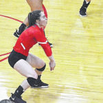 Rio volleyball rolls to pair of wins