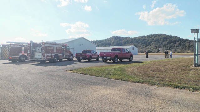 Gallipolis Fire Department and Gallipolis Police Department responded to an emergency landing at the Gallia-Meigs Regional Airport Thursday. Pilot Chris Ferraraccio said he chose to land the plane after noting that the plane's engines were operating strangely and contacted the airport before setting down. No one was harmed in the incident.