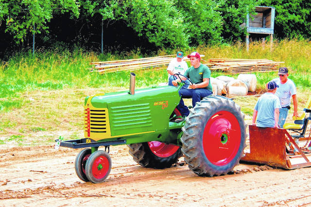 The 2019 Antique Tractor Pull will take place at 1 p.m. on Saturday at the track during the Country Fall Festival.