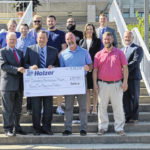 DRP recognizes Holzer Health System