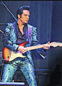 'Elvis' concert this Saturday