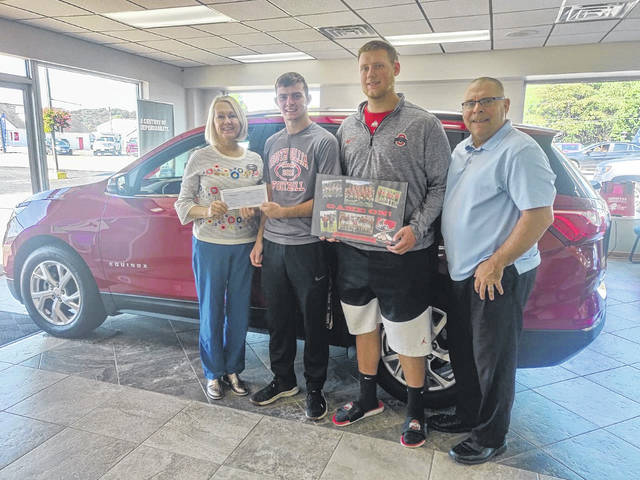 Smith Chevrolet is partnering with South Gallia Basketball on the Chevy Youth Sports program.