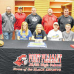 Jordan signs with Morehead State softball