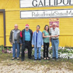 Farmers Bank donates to Railroad Museum