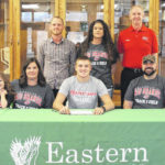 Eastern's Dishong signs with Rio track and field