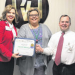 McComas named PVH employee of the month