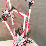A bicentennial Christmas in flowers