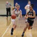 South Point slips past Blue Angels, 60-54