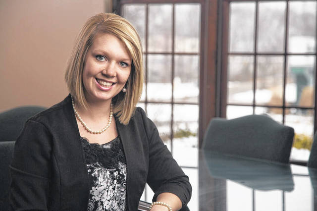 Brittany McAvena, pictured, has been promoted to Branch Manager of the Farmers Bank Point Pleasant, W.Va. office.