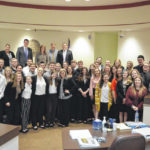 RVHS students off to mock trial competition