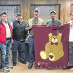 Supporters recognized by area Shriners