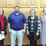 Bossard Library welcomes new board members