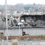 Fire causes heavy damage to Wild Horse Cafe