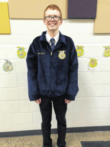 Racine Southern FFA hosts District 10 FFA Ag Sales and Public Speaking CDE