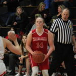 Lady Falcons soar past Ravenswood, 62-32