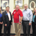 Rotary District Governor meets with area presidents-elect