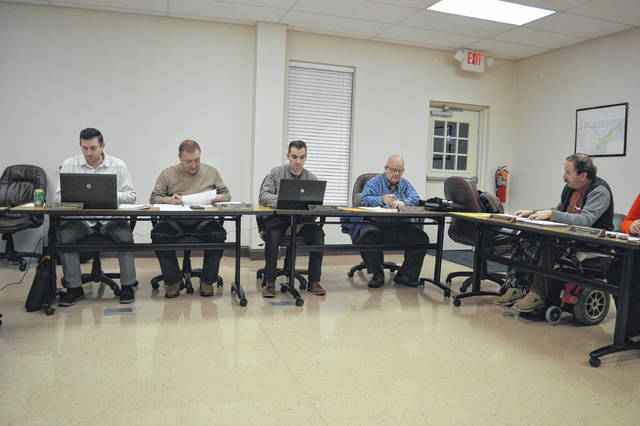Gallipolis City Commission typically meets the first Tuesday of the month at 6 p.m. in the Gallipolis Municipal Building at 333 Third Avenue.