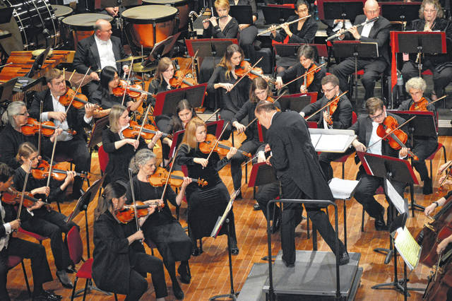 The Ariel Opera House often hosts international performers. Ilya Finkelshetyn, principal cellist with the Cincinnati Symphony Orchestra, will appear with The Ohio Valley Symphony Saturday, March 21.
