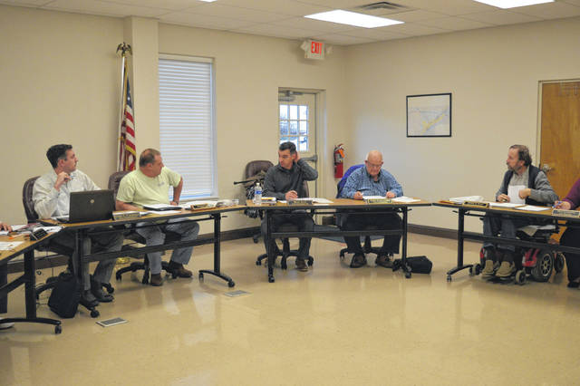 Gallipolis City Commission met this week for its regularly scheduled commission meeting.