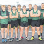 2020 Eastern boys track and field team