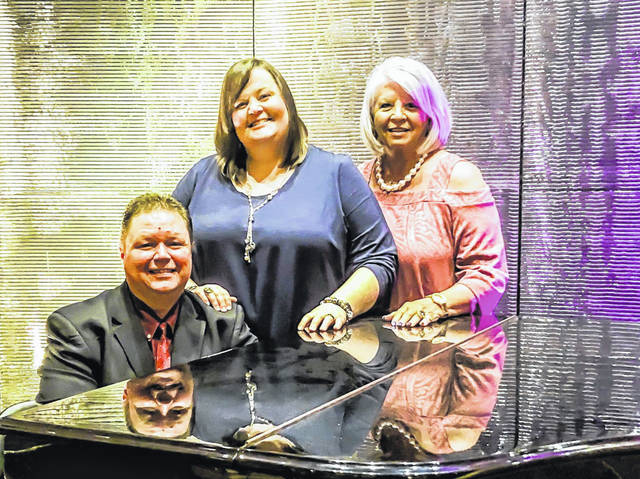 The James Rainey Trio, pictured, will return to their roots to perform at Gospel in the Park July 3. (Courtesy photo)